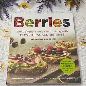 Berries Cooking With Power-Packed Berries